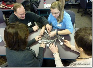 Organization Development Network of Western New York Create Learning Team Building and Leadership (17)