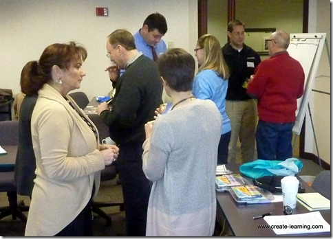 Organization Development Network of Western New York Create Learning Team Building and Leadership (7)