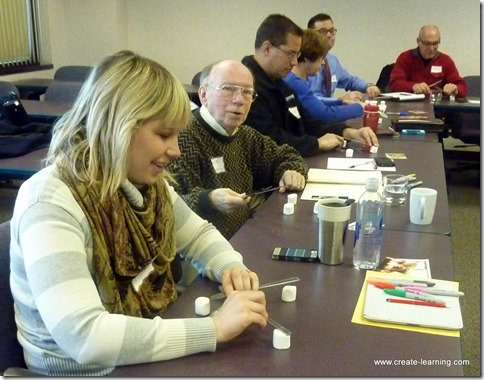Organization Development Network of Western New York Create Learning Team Building and Leadership (8)